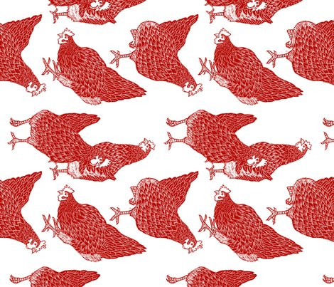 Fabric_design_-_sorted_hen_-_new_red_-_rotated_version_shop_preview