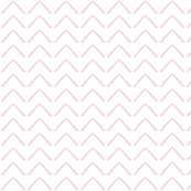 Woodblock Arrows - White/Pretty Pink