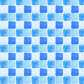 Blue Pool Tiles