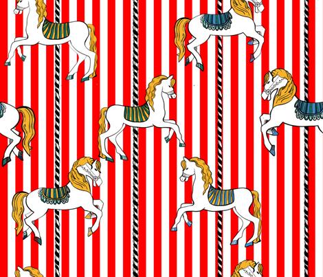 circus_1 fabric by holaholga on Spoonflower - custom fabric