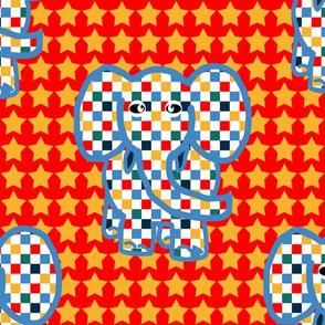 Circus Elephants 1