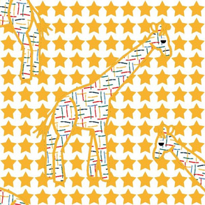 Circus Giraffes 2