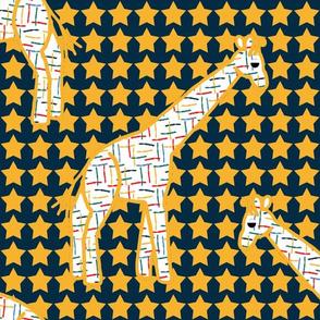 Circus Giraffes 1