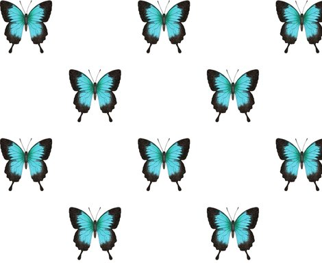 Ulysses_butterfly_simple_repeat_on_white_150_hazel_fisher_creations_shop_preview