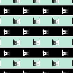 Batstripes Two-face