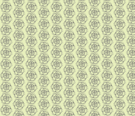 Rose-ll fabric by unclemamma on Spoonflower - custom fabric