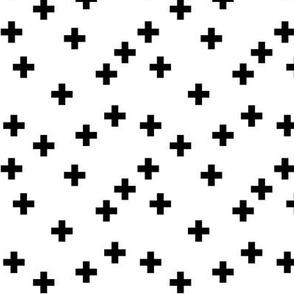 SouthWestern Crosses B+W2