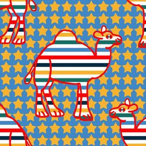 Circus Camels 1