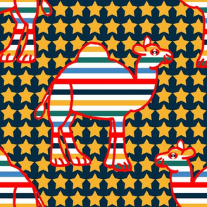 Circus Camels  2