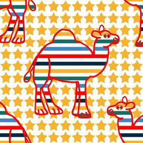 Circus Camels 3