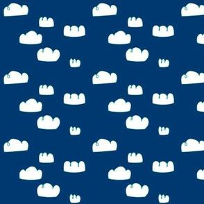 clouds min aqua/nautical blue