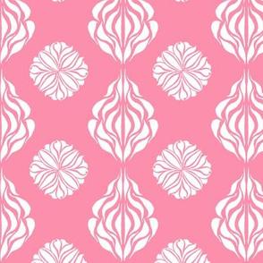 SINGAPORE FLORAL Soft Pink