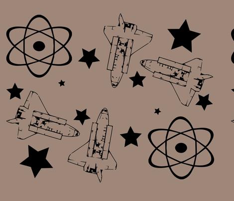 space-1 fabric by cedars123 on Spoonflower - custom fabric