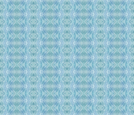 Parquet Ice Blue fabric by ann~marie on Spoonflower - custom fabric