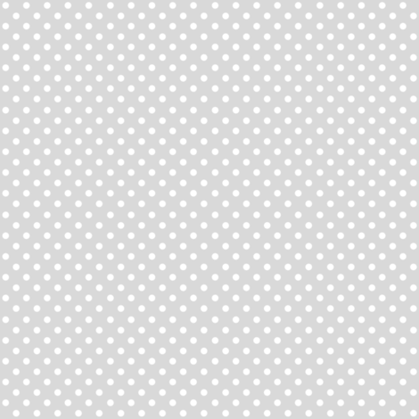 Spots on Grey Small fabric by woodmouse&bobbit on Spoonflower - custom fabric