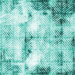 modern tile grunge - green