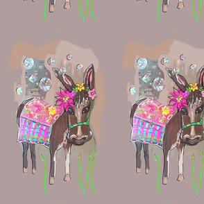 bohemian donkey