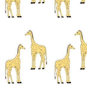 Giraffe Itzi Bitzi Design