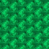 christmas ornament 2 green