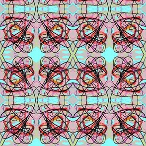 Abstract 1 kriskras