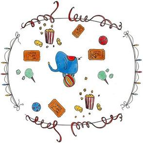 Circus Food & Fun