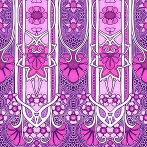 Okay Bouquet (purple/magenta)