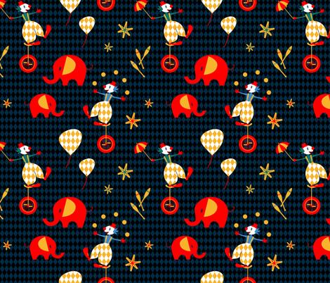 retro diamond circus fabric by michaelakobyakov on Spoonflower - custom fabric