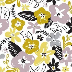 Greyson - Modern Floral