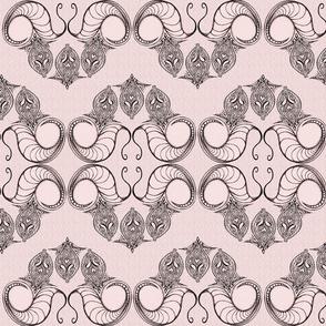 Line_Drawing_Filigree_Motif_1_Brocade_Warm_Beige