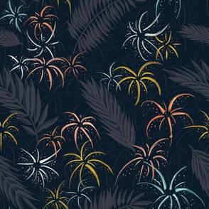 Island Fireworks