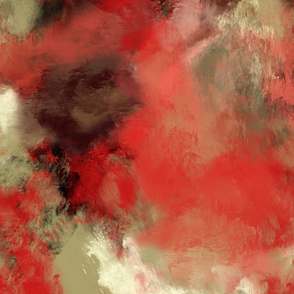 Hawaiian Volcanic Mist Red_Black_Ivory