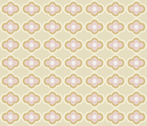 Kleine Dotterblumen fabric by claudiamaher on Spoonflower - custom fabric