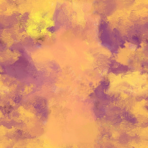 Hawaiian Volcanic Mist Purple_Yellow