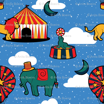 Vintage Circus Fun