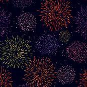 Fireworks in Bloom