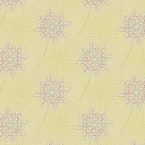 Pinwheel (Yellow Delicata)