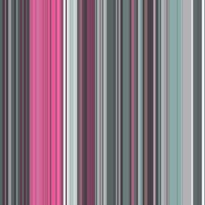 Australian Flora Colors in Stripes