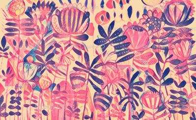 Peachy Keen Flowers