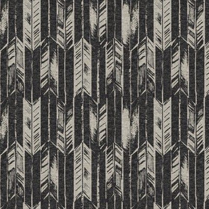 ARROW CHARCOAL HEATHER