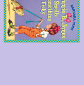 junie b. Jones  Book pillow