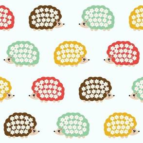 Hedgehog Floral