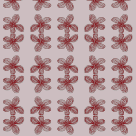 Bloempje_1 fabric by ominous-invasion on Spoonflower - custom fabric