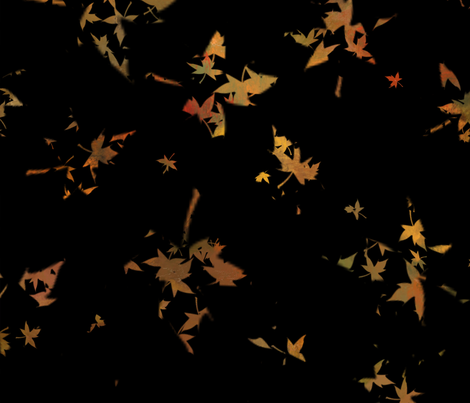 Rustic Fall Abstract fabric by kedoki on Spoonflower - custom fabric
