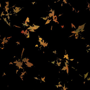 Rustic Fall Abstract