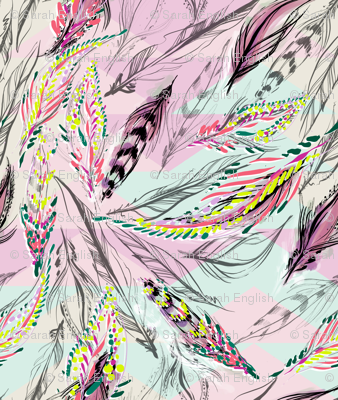 FEATHER MAGIC_EXPLODED