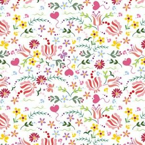 Summer Splash Floral