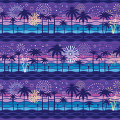 Dazzling Hawaiian Sky