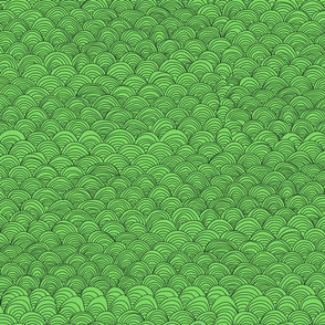 Waves_Green