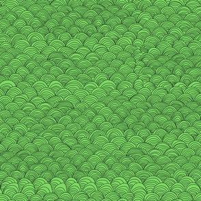 Waves_Green