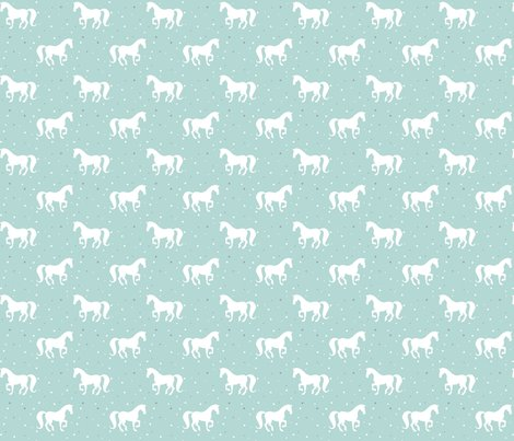 White_horse_silhouettes_on_duck_egg_150_hazel_fisher_creations_shop_preview